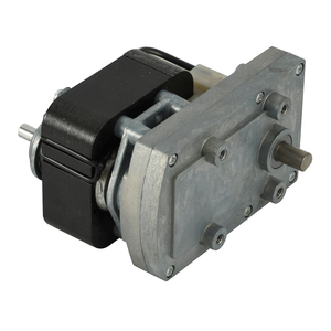 China Factory AC Shaded Pole Gear Motor For Fireplace
