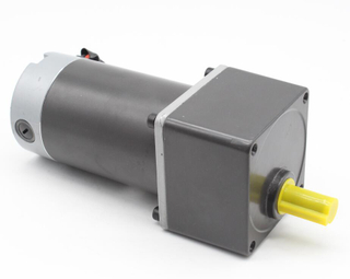60mm DC parallel gear motor